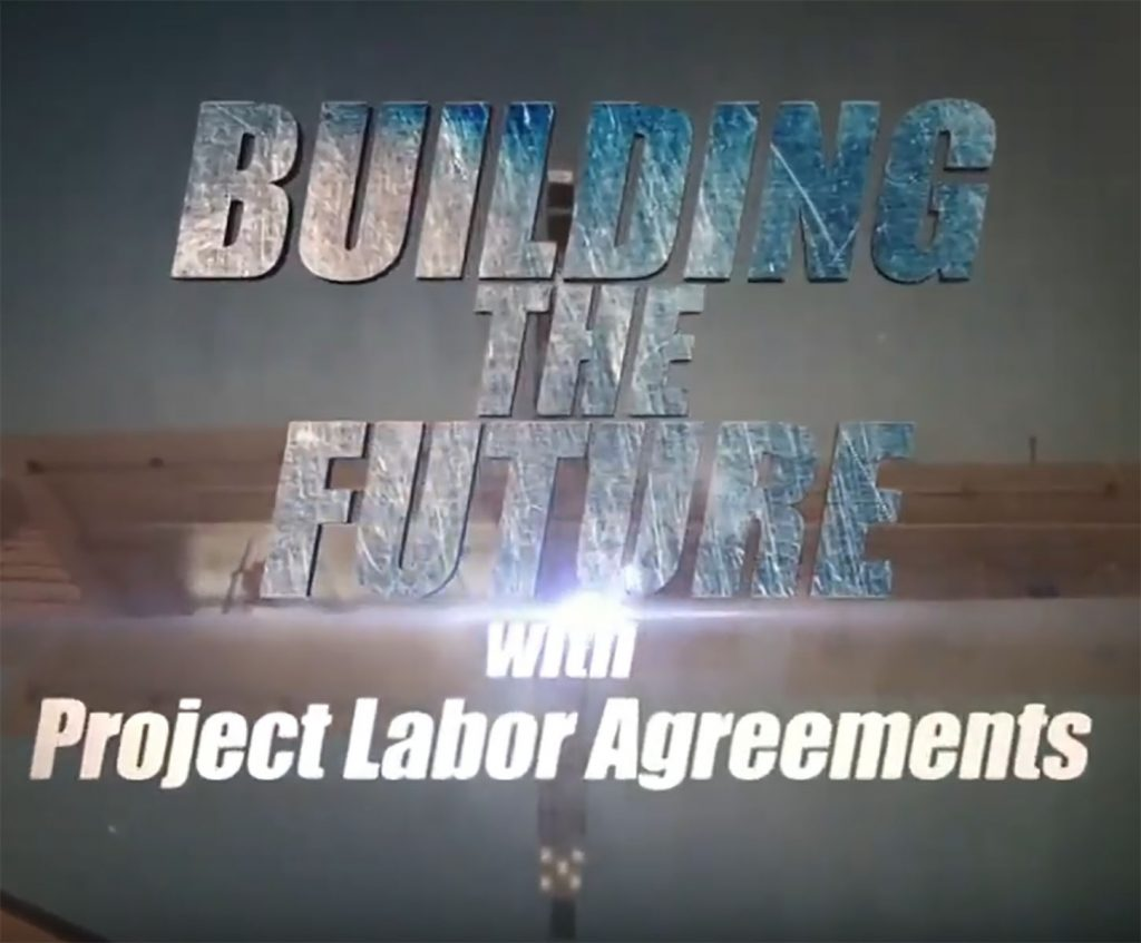Building the future of California with PLAs