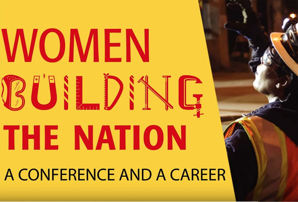 Women Building the Nation